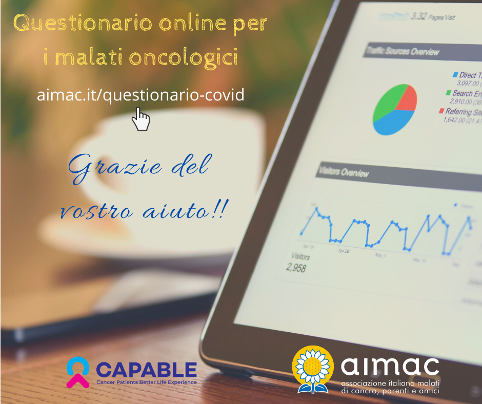 Questionario online Aimac capable 1